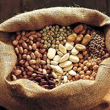 Farine, cereali e legumi